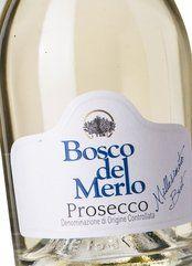 Bosco del Merlo Prosecco Brut 2017
