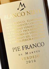 Blanco Nieva Pie Franco 2016