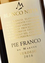 Blanco Nieva Pie Franco 2018