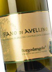 Borgodangelo Fiano di Avellino 2017