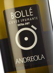 Andreola Prosecco Bollé Extra Dry