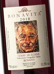 Bonavita Terre Siciliane Rosato 2019