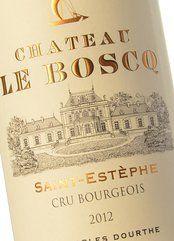 Château Le Boscq 2012