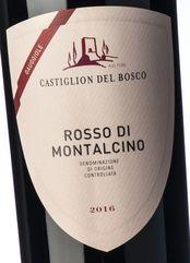 Castiglion del Bosco Rosso di Montalcino 2016