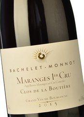 Bachelet-Monnot Maranges 1C Clos la Boutière 2016