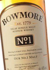 Bowmore Small nº 1