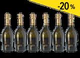 Box Cartizze 6 bottiglie