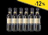 Box Chianti Leonardo 6 bottiglie
