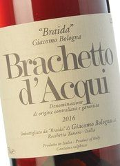 Braida Brachetto d'Acqui 2018