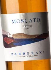 Barberani Moscato Passito 2014 (0.5 l)