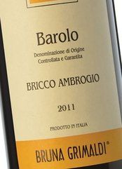 Bruna Grimaldi Barolo Bricco Ambrogio 2015