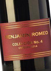 Benjamín Romeo C. Nº4 Garnacha de la Dehesa 2014