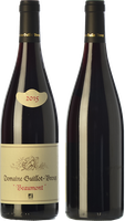 Guillot-Broux Mâcon-Cruzille Rouge Beaumont 2015