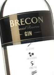 Brecon Gin Special Reserve