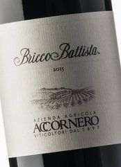 Accornero Barbera Monferrato Bricco Battista 2014