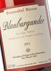 Brunnenhof Blauburgunder 2018
