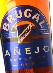 Brugal Añejo (Étiquette bleue)
