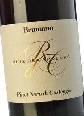 Ruiz de Cardenas Pinot Nero Brumano 2016