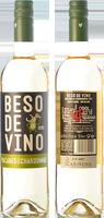 Beso de Vino Macabeo Chardonnay 2018