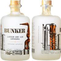 Bunker London Dry Gin