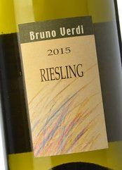 Bruno Verdi Riesling Italico Frizzante 2018
