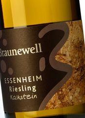 Braunewell Essenheim Riesling Kalkstein 2016