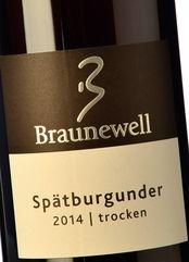 Braunewell Spätburgunder Trocken 2014