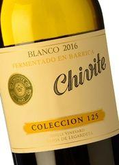 Chivite Colección 125 Blanco 2016