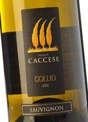 Caccese Collio Sauvignon 2016
