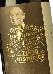 D.V. Catena  Tinto Histórico 2015
