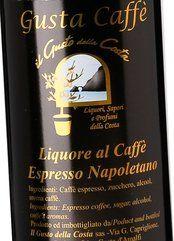 Il Gusto della Costa Liquore al Caffè Napoletano