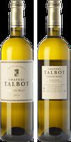 Château Talbot Caillou Blanc 2017
