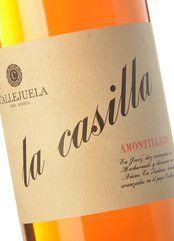 Callejuela Amontillado La Casilla (50 cl.)