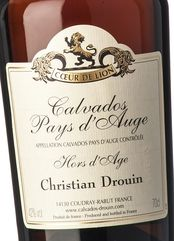 Drouin Calvados Hors d'Age