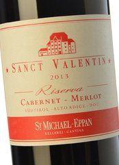 St. Michael-Eppan Cabernet Merlot S. Valentin 2015