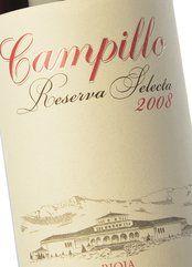 Campillo Reserva Selecta 2010