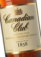 Canadian Club Original 1858