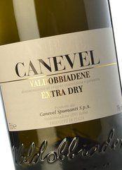 Canevel Valdobbiadene Prosecco Extra Dry 2017