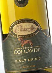 Collavini Collio Pinot Grigio Villa Canlungo 2018