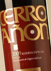 Cerro Añón Reserva Especial 2012