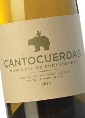 Cantocuerdas Moscatel Dulce 2013 (50 cl.)