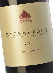 Cantina del Pino Barbaresco 2014