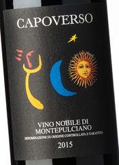 Capoverso Vino Nobile di Montepulciano 2015