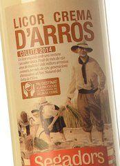 Segadors del Delta Licor de Crema d'Arròs