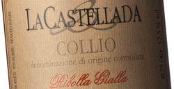La Castellada Ribolla Gialla 2013