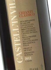 Castell'in Villa Chianti Classico 2011