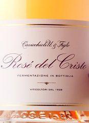 Cavicchioli Lambrusco Rosé del Cristo 2014