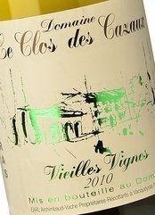 Le Clos des Cazaux Blanc Vieilles Vignes 2010