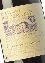Château Bel Air Ouÿ 2013