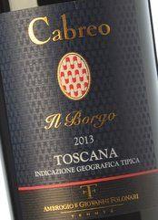 Cabreo Il Borgo 2015